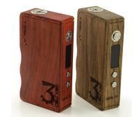 Tesla Wood 160W TC box mod high watt TC mod